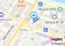 Компания «Ирина Exclusive» на карте