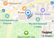 Компания «ALEX-BUS» на карте