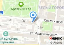 Компания «Астра Интерьер» на карте