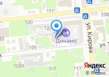 Компания «Мужество» на карте
