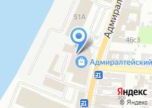 Компания «Астраgarden» на карте