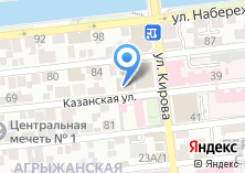 Компания «ФракДжет-Волга» на карте