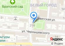 Компания «Slounge» на карте