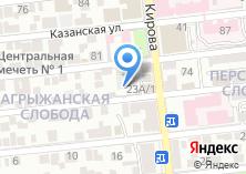 Компания «ДаНи» на карте