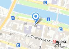 Компания «Общественная организация ветеранов органов внутренних дел и внутренних войск России» на карте