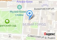 Компания «ЮКОР-Уют» на карте