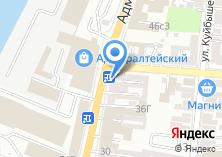 Компания «Двери-Строй» на карте