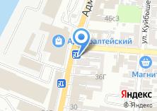 Компания «Мегадвери» на карте