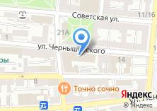 Компания «Центр обслуживания клиенто» на карте