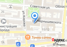 Компания «Едем в Астрахань» на карте