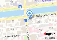 Компания «Феврония» на карте