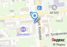 Компания «Аквамастер Каспий» на карте