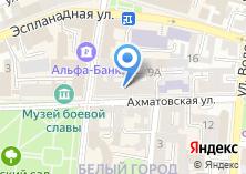 Компания «Сытая моль» на карте