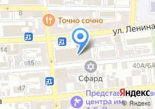 Компания «Объединение строителей Астраханской области» на карте