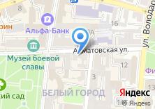 Компания «СПЕКТР 777» на карте