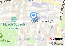 Компания «Кабинет парфюмера» на карте