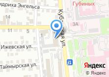 Компания «Строящееся административное здание по ул. Челябинская» на карте