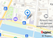 Компания «Бузан-порт» на карте