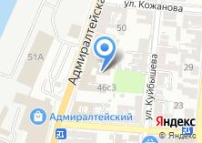 Компания «3-я Астраханская городская коллегия адвокатов» на карте