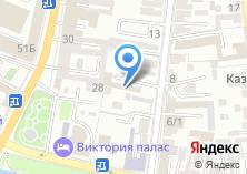 Компания «Центр офисных технологий» на карте