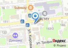 Компания «Зам-зам» на карте
