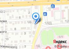 Компания «LR» на карте