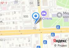 Компания «Belle-оптика» на карте