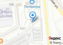 Компания «Автомойка на Кубанской» на карте