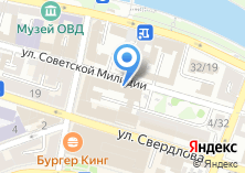 Компания «Управление МВД России по г. Астрахани» на карте