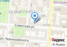 Компания «ПЛАНЕТА ПУТЕШЕСТВИЙ» на карте
