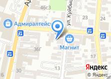 Компания «АРТпесок» на карте