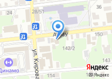 Компания «Астраханьхладосервис» на карте