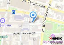 Компания «Астрахань-Пейдж» на карте