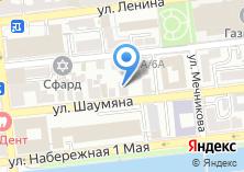 Компания «Видеореклама. Астрахань» на карте