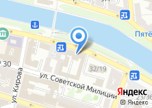 Компания «Астраханский Облрыболовпотребсоюз» на карте