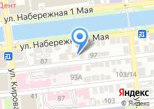 Компания «Яночка» на карте