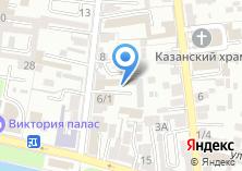 Компания «Дамский клуб» на карте