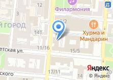 Компания «Дума Астраханской области» на карте