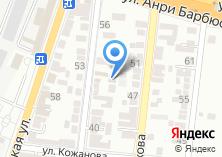 Компания «Абаддон» на карте