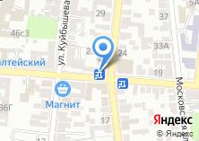 Компания «Инструмент плюс» на карте