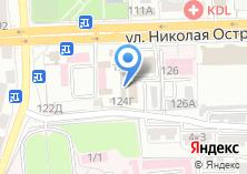 Компания «Химпэк» на карте