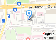 Компания «Байконур» на карте