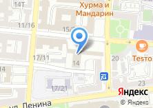 Компания «Избирательная комиссия Астраханской области» на карте
