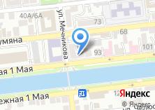Компания «Михайловский» на карте