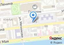 Компания «Банк Русский Стандарт» на карте