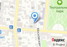 Компания «A-деталь» на карте
