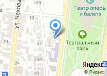 Компания «Комплексный центр социального обслуживания населения Ленинского района» на карте