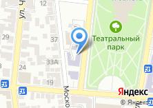 Компания «АГТУ» на карте
