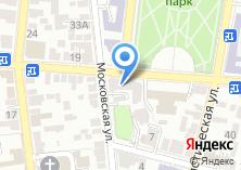 Компания «БАСА» на карте