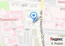 Компания «АТК-3» на карте